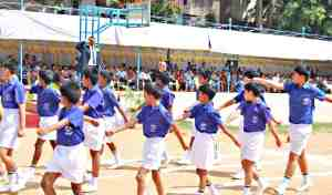 Junior School Sports Day